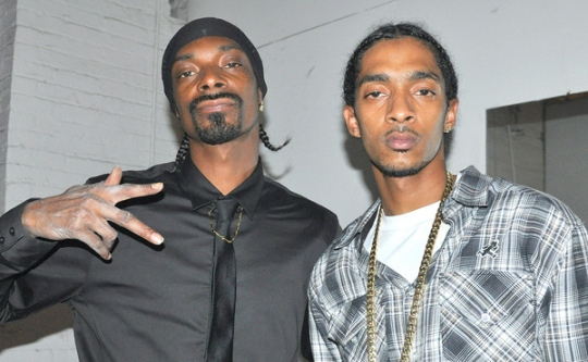 snoop-nipsey Nipsey Hussle - It Could Be Easy (Remix)