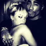 Rihanna Posted A Photo of Her & 2pac Backstage At Coachella 2012 On Her Instagram