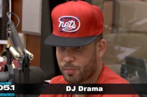 DJ Drama Talks About Philly Talent & Limited Philly Outlets on The Breakfast Club (Video)