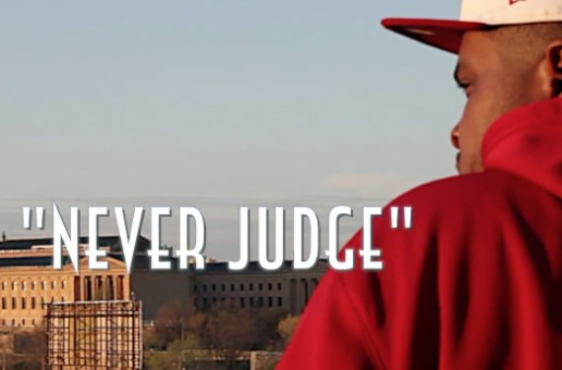Wingo Flames (@WingoFlames) – Never Judge (Video) (Shot by @MegaMind_Films Edited by @DJ_ILLKUTZ)