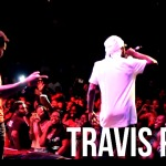 Kirko Bangz x Travis Porter x Bei Maejor at Deleware's Kiss Jam (Video via @Killavision)