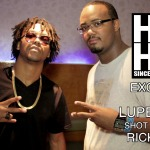@LupeFiasco Talks Music Blogs, Labels Running Blogs and More with HHS1987 (Video via @RickDange)