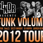 FUNK VOLUME TOUR HITS DOWNTOWN FT.LAUDERDALE (VIDEO)(SHOT BY JBCPIX)