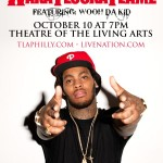 Waka Flocka The Friends, Fans x Family Tour Oct 10th at The TLA