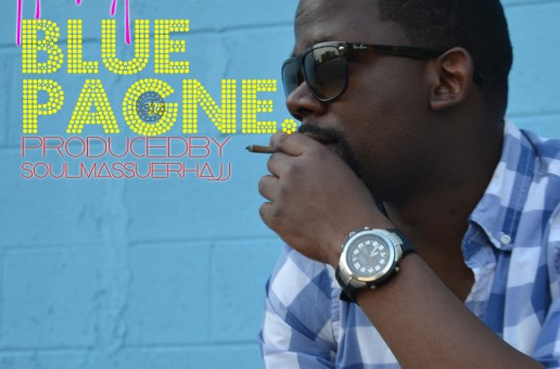 @FlashAmorosos – Blue Pagne Ft. Bella Aces (Prod by @WarithHajj)