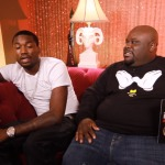Meek Mill Talks The Recording Process Behind Amen and Burn (Video)