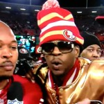 2 Chainz (@2Chainz) Surprise During Michael Crabtree's (@KingCrab15) Interview (Video)