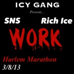 Icy Gang ( Lil SNS & Rich Ice) – Work Freestyle (HHS1987 Exclusive)