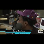 Joey Bada$$ visits The Breakfast Club and talks about not signing with Roc Nation, his popularity, & beef with Lil B