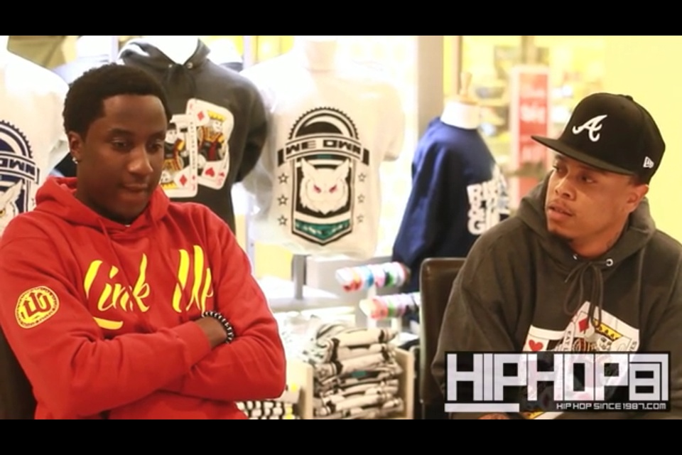kcmapel K Camp (@KCamp427) Talks Only Way Is Up, Josh Smith's Future In ATL & More With HHS1987's @Eldorado2452 (Video)