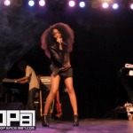 Brandy Performs Live in Philly (3/1/13) (Video)