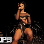 GoGo Morrow Opens Up For Brandy (3/1/13) (Video)