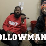 Hollowman – 30 For THIRTY Freestyle (Video) (Shot by Rick Dange)