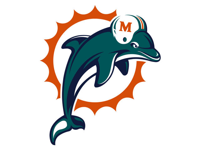 miami-dolphins-logo South Beach Makeover: The Miami Dolphins Reveal Their New Logo