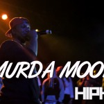 Murda Mook & Tech 9 Freestyle Live At Peedi Crakk Show (Video) (5/25/13)
