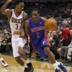 The Detroit Pistons Will Send Brandon Knight To The Bucks via Sign & Trade For Brandon Jennings