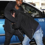 Kanye West Flexes On Yet Another Paparazzi (Video)