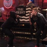 Macklemore & Ryan Lewis – White Walls Ft. Schoolboy Q, Hollis Live On Jay Leno (Video)