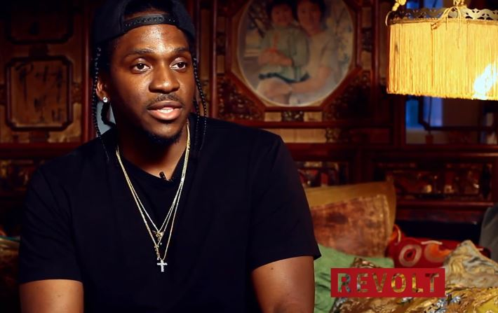 pt Pusha T Tells Revolt TV That Kanye And Drake's Union Is Good For Music (Video)