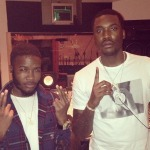 Meek Mill Brings Out Shy Glizzy In D.C. (Video)