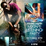 "Street Execs Presents: Young Dolph ""South Memphis Kingpin"" Listening Session (Oct. 15th 2013)"