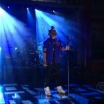 The Weeknd – Pretty (Live On David Letterman) (Video)