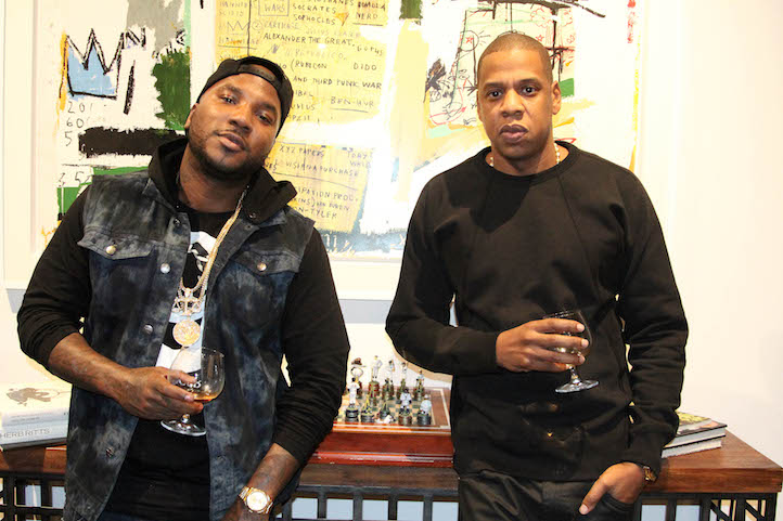 JAYxJEEZYfullimage Jeezy Signs To Jay Z's Roc Nation Label