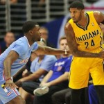 Paul George Leads the Indiana Pacers to a NBA Best 16-1 Against the Los Angeles Clippers (Video)
