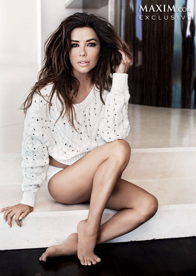 190_evalongoria_sl1x Eva Longoria Covers Maxim's First Issue Of The New Year (Photo)