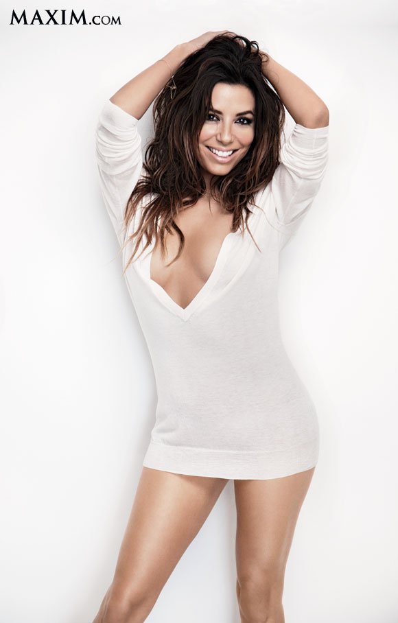190_evalongoria_sl3 Eva Longoria Covers Maxim's First Issue Of The New Year (Photo)