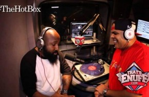 Sean Falyon x DJ Enuff – The Hot Box Freestyle (Video)