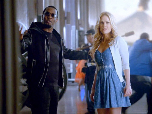 Diddy_Time_Warner_Commercial Diddy, Drake & More Star In Time Warner Cable Super Bowl Commercial (Video)