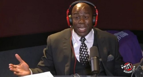 Magic-Johnson-returns-to-the-Hot-97-Morning-Show-500x270 Magic Johnson Talks HIV Awareness, Carmelo Heading to the Lakers & More with the Hot 97 Morning Show (Video)