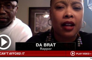 Da Brat Addresses $6.4 Million Verdict with TMZ (Video)