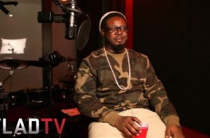 "T-Pain Says ""I Can Drop Singles For The Rest Of My Life"" (Video)"