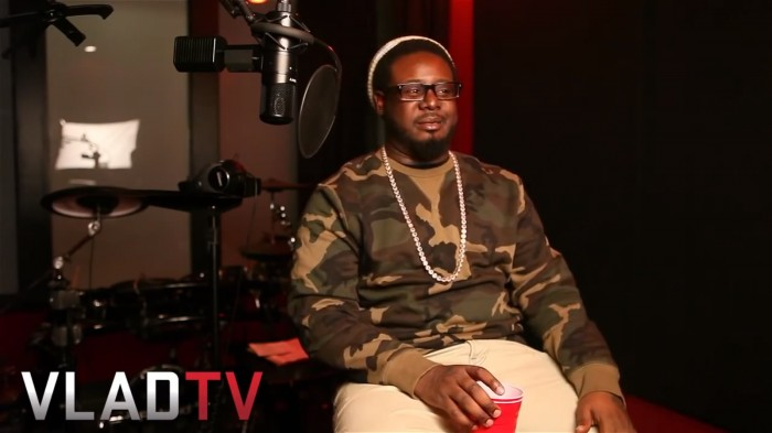 "TPain-1 T-Pain Says ""I Can Drop Singles For The Rest Of My Life"" (Video)"