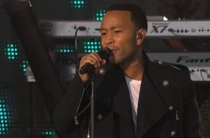 John Legend – All Of Me (Live On Jimmy Kimmel) (Video)