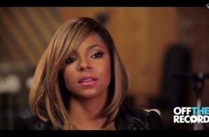 The BoomBox Present: Off The Record with Ashanti (Video)
