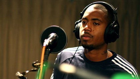 60217797_bbc_nas Nas Talks Illmatic, His Lost Rhyme Book, Opening Up For The Fugees & More w/ Zane Lowe (Audio)