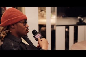 Future – Honest Webisode 2 In London (Video)