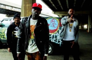 Pusha Feek – Gettin Money Ft. Garci, RediRoc & McVeigh (Official Video)
