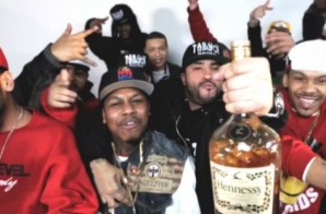 Maino, Bodega Bamz, Chinx Drugz, Troy Ave, Mack Wilds & City Boy Dee – Banned From Radio (Video)