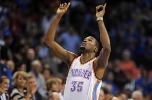 Kevin Durant wins his Fourth NBA Scoring Title