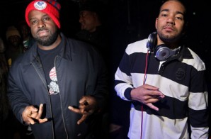 "Funk Flex Calls Out DJ Envy For ""Snitching,"" Envy Fires Back"
