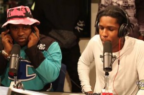 ASAP Mob – 2014 Funkmaster Flex Freestyle (Video)