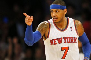 New York State of Mind: Carmelo Anthony Returns to the Knicks
