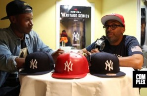Spike Lee Talks Fashion In His Films, His Dislike For Snapbacks & $500 Belts & More (Video)