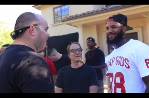 Game x Too $hort x Problem x AV x Eric Bellinger – Or Nah (Behind The Scenes) (Video)