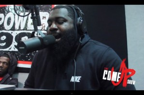 Dark Lo x DJ Cosmic Kev – Come Up Show Freestyle (Video)