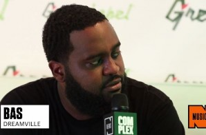 Dreamville's Bas Talks His Time In Ferguson,  J. Cole & More w/ Complex (Video)